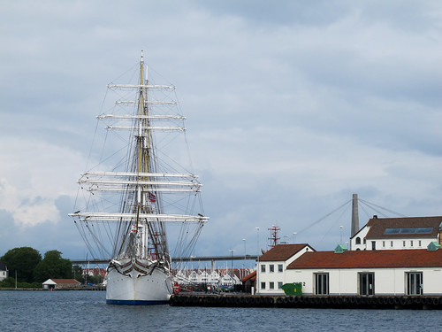 Tall Ship - Stavanger, Norway