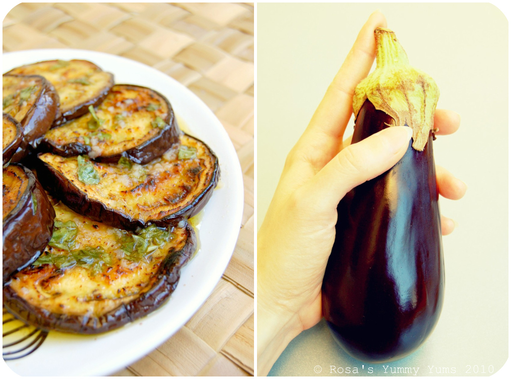 Eggplant Antipasto Picnik collage 2 bis
