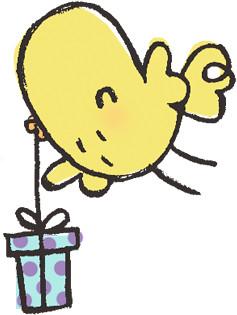 gift bird