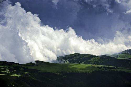 フリー写真素材, 自然・風景, 山, 雲, ルーマニア,