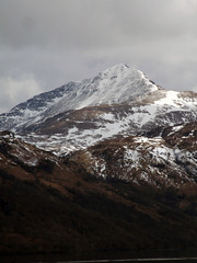Ben Lomond (morriganthecelt) Tags: snow mountains scotland ben lomond scotlandscountryside scotlandslandscapes