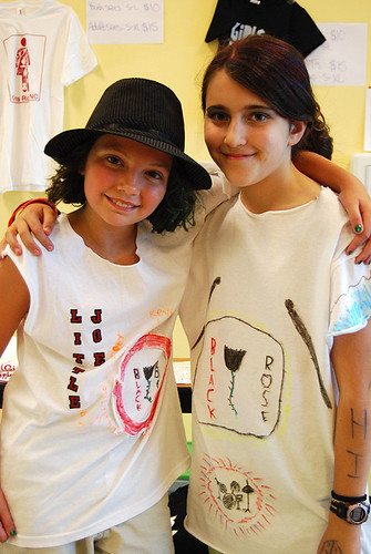 Grace and Rachel