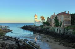 Santa Marta Lighthouse, Cascais, Portugal (pierremazet) Tags: ocean sea mer lighthouse portugal farol phare santamarta cascais atlantique faroldesantamarta oceanatlantique