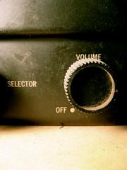 music volume control