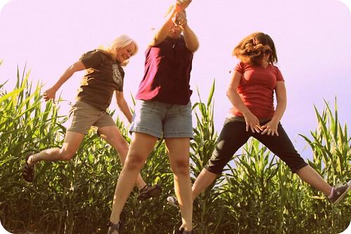 Corny Jump