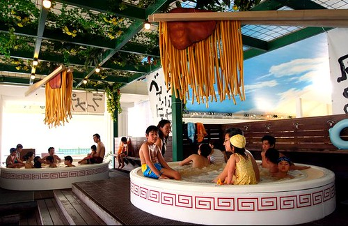 Noodle Spa Japan