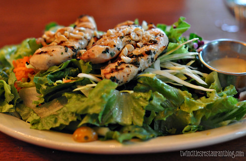 Easr Side Cafe ~ Thai Chicken Salad (Austin, TX)
