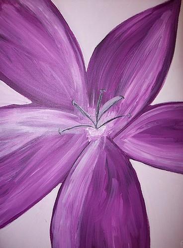 Acrylicpaintingforbeginners com acrylic abstract painting ideas