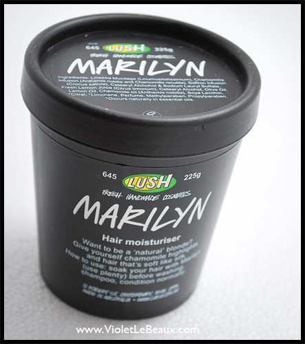Lush Marilyn Review