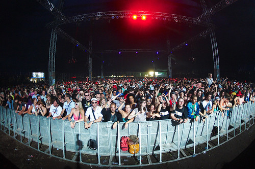 Dour 2010 | Day 1