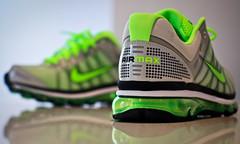 "Nike Air Max 2009 ""Electric Green"" (Justin Telfer) Tags: family max green electric shoe am shoes nt air sneakers trainers nike 09 kicks fam 2009 pickups niketalk sneaks taf amfam"
