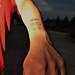 Lynn Nicholson's Tattoo