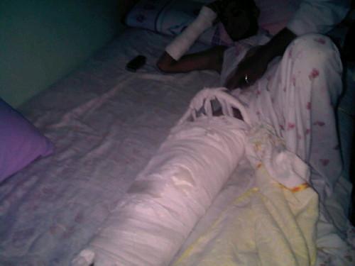 محمد صلاح ضحية التعذيب بالدقهليه