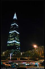 Faisaliah Tower -   (Safwan Babtain -  ) Tags: tower lens nikon with 1855mm nikkor  safwan d60     faisaliah   babtain