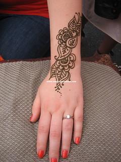 Leafy wrist