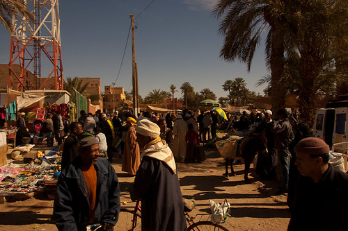 Desert Market Town