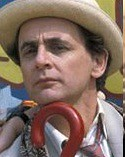Sylvester McCoy 7th Doctor