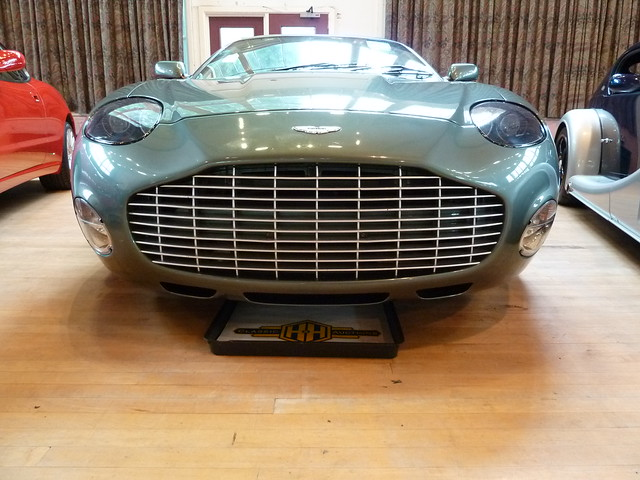 Aston Martin DB7 Vantage Automatic (1999)