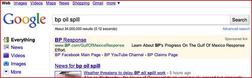 Pink Google AdWords
