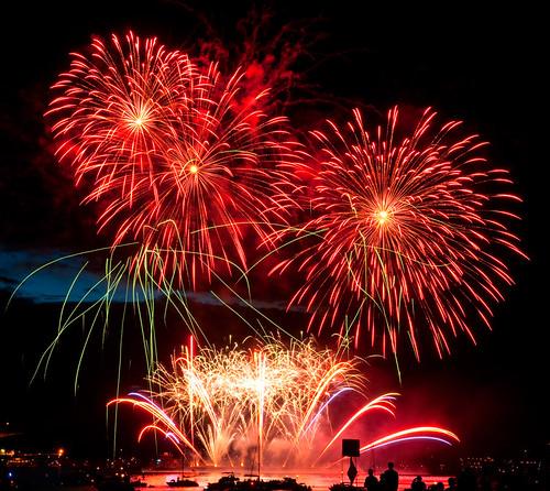 Celebration of Light, USA