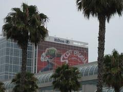 Scott Pilgrim vs. the Hilton