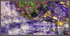Stream Negative (Tim Noonan) Tags: art digital forest photoshop landscape stream manipulation vividimagination shockofthenew sotn sharingart maxfudge awardtree maxfudgeexcellence maxfudgeawardandexcellencegroup exoticimage mauvesummer