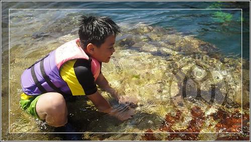 20100723龍洞浮潛夏令營100