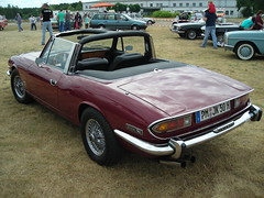 Triumph Stag (Lutz is free) Tags: auto berlin classic cars car vintage 1974 design spider 1971 classiccar vintagecar automobile stag convertible automotive voiture spyder coche topless triumph 1975 vehicle oldtimer motor 1970 autos 1977 1972 cabrio macchina 1973 classiccars automobiles 1976 coches styling sportscar vintagecars roadster barchetta vecchio cabriolet concoursdelegance britishcars  sportcars britcars drophead triumphstag autostoriche oldtimermarkt auto tcar classicdays d car oldtimersport opentwoseater storiche classicdaysberlinbrandenburg elegance autorevueautoscarcarsclassic classiccarscochecochesconcours lutzisfree