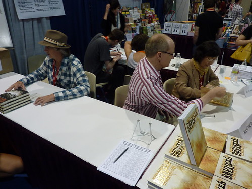 Monte Schulz, Matt Thorn & Moto Hagio - Fantagraphics at Comic-Con 2010