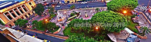 Plaza Morazan