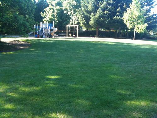 Homestead Park in Cascade Park