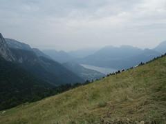 3ème jour - Randonnée autour du lac d'Annecy par les sommets