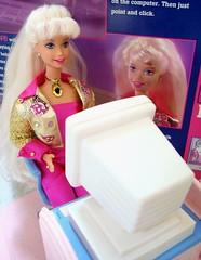 Talk With Me Barbie 1997 (Chicomαttel) Tags: me with barbie talk 1997 mattel inc