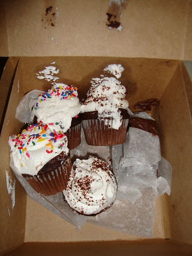 Cupcakes from LaBon!