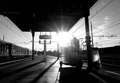 MODENA (SuDolce) Tags: modena stazione treno ritardo attesa