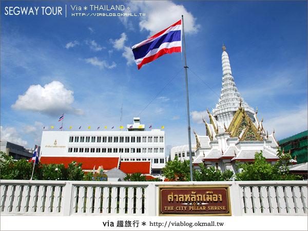 【泰國自由行】曼谷玩什麼?Segway塞格威帶你漫遊~11