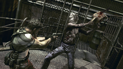 Resident Evil 5: Gold Edition for PS3 and PlayStation Move
