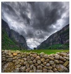Lysefjorden (Mariusz Petelicki) Tags: norway norge hdr lysefjorden 3xp lysebotn norwegia lysefiord vertorama mariuszpetelicki