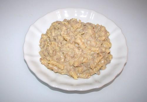 19 - Spirellitopf - fertiges Gericht