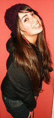 Sonrele a la vida  ( Fraanshop! ) Tags: girl smile hair long braces 15 teenager sonrisa brace porcelain brackets cabello transparentes frenillos