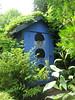 Giant birdhouse(garden shed) (AGA~mum) Tags: giant birdhouse gardenshed pottingshed gardenart gardenornamentation nhsgardentour~meettheboard2010 cindycombsgarden