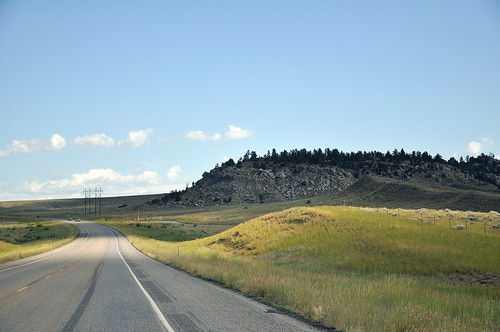 Near Billings, MT