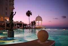 The Swimming Pool (DolliaSH) Tags: ocean travel light sunset sea summer vacation sky sun holiday seascape tourism beach gulfofmexico water fountain colors pool swimming swim sunrise canon landscape mexico fun atardecer photography dawn lights hotel photo twilight sand warm all tour gulf place photos dusk paisaje visit palace location tourist palm swimmingpool journey mexique destination cancun caribbean traveling visiting touring riupalace mexiko caribe riu messico inclusive 1755 meksiko canonefs1755mmf28isusm meksyk canoneos50d mexik riupalacelasamericas dollia dollias sheombar dolliash