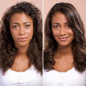 alisamento caseiro para os cabelos