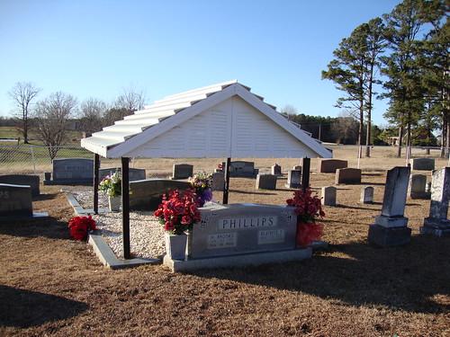 Shiloh Church Cemetery, Alcorn County Mississippi