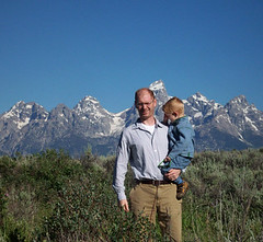 Mountain Men (elayne_crain) Tags: nick meadow benjamin wyoming grandtetons
