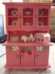 Cabinet for Strawberry House