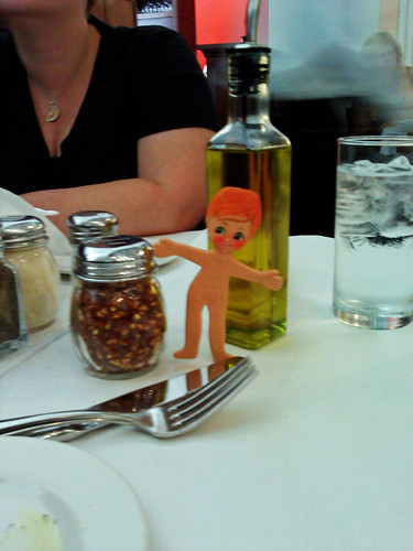 Flat Stanley at Centro
