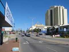 GV Perth Beach