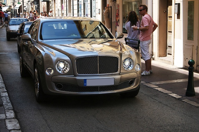 Bentley Mulsanne Bentley Spotting
